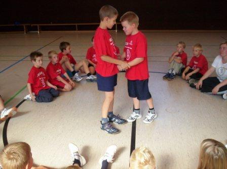 Kinderkurs: Selbstbehauptungskurs in Hofheim