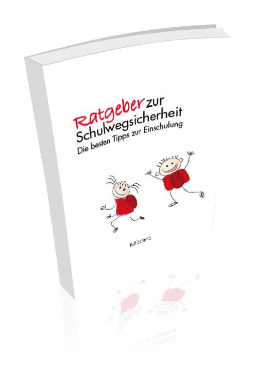 Buch zur Schulwegsicherheit