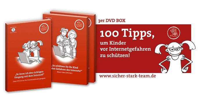 DVD-Set Internetsicherheit