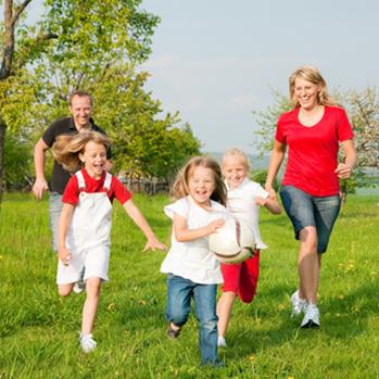 Kita und Familienzentrum Menschenkinder übt Selbstbewusstsein