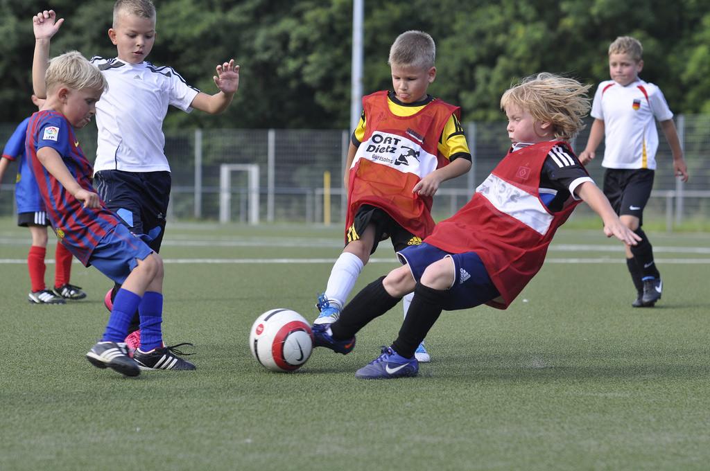 Sicher-Stark-Training für Vereine und Fußballverbände