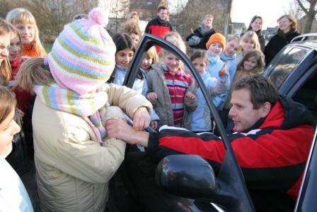Sicher-Stark-Organisation klärt Eltern und Kinder in Berlin auf!