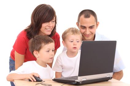 Mediennutzung bei Kindern